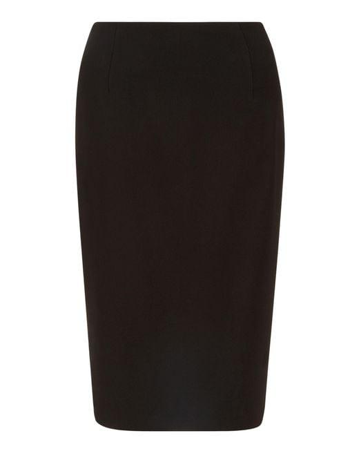 Hobbs - Black Daniella Skirt - Lyst