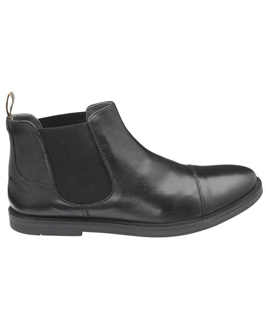 Frank Wright | Black Marine Mens Boots for Men | Lyst