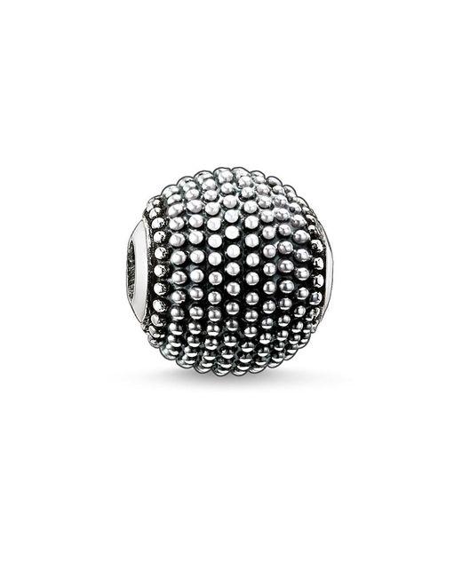 Thomas Sabo - Metallic Karma Beads Bead Kathmandu - Lyst