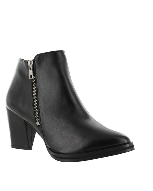 Marta Jonsson | Natural Women`s Ankle Boot With Zip | Lyst