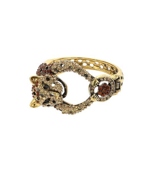 Mikey - Brown Tiger Bracelet - Lyst
