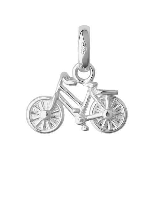 Links of London - Metallic Sterling Silver Bike Charm - Lyst