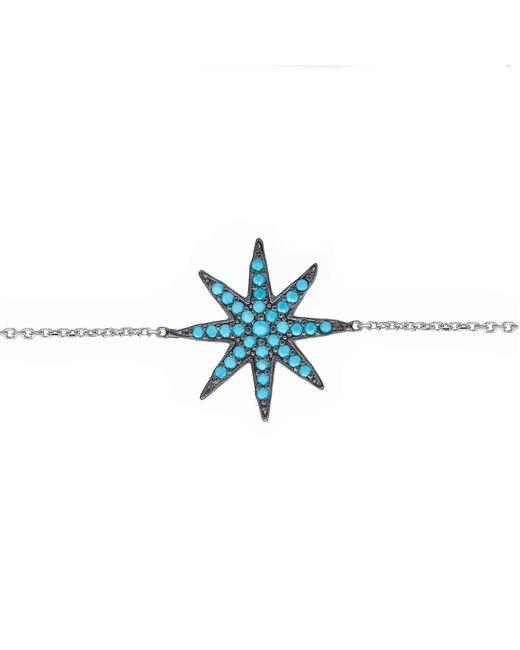 Lucky Eyes | Metallic Turquoise Sun Bracelet | Lyst