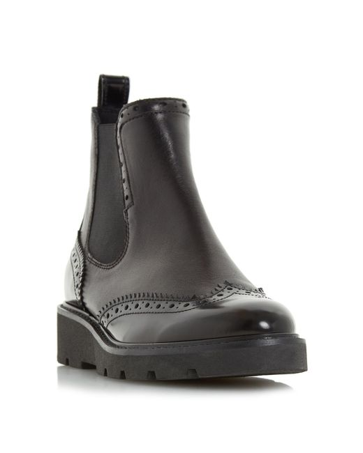 Dune - Black Paney Pacey Hm Chelsea Boots for Men - Lyst