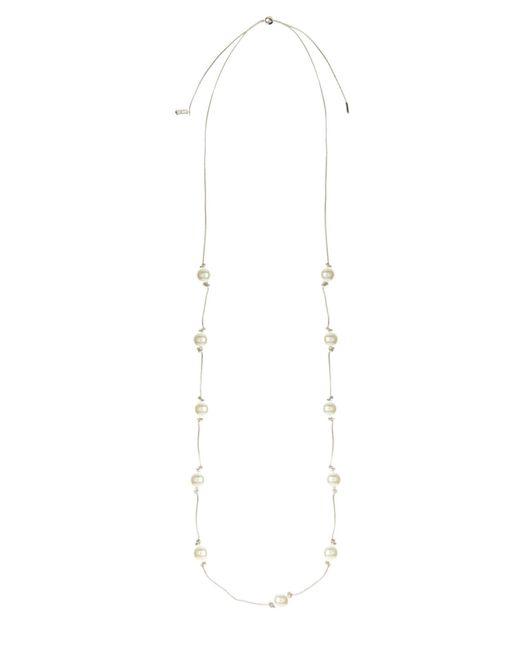 Hobbs - Metallic Grace Lg Necklace - Lyst