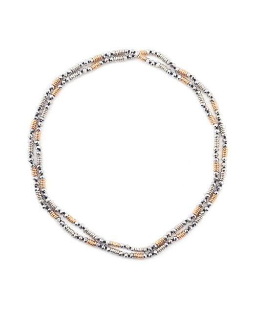 James Lakeland | Yellow Long Necklace | Lyst