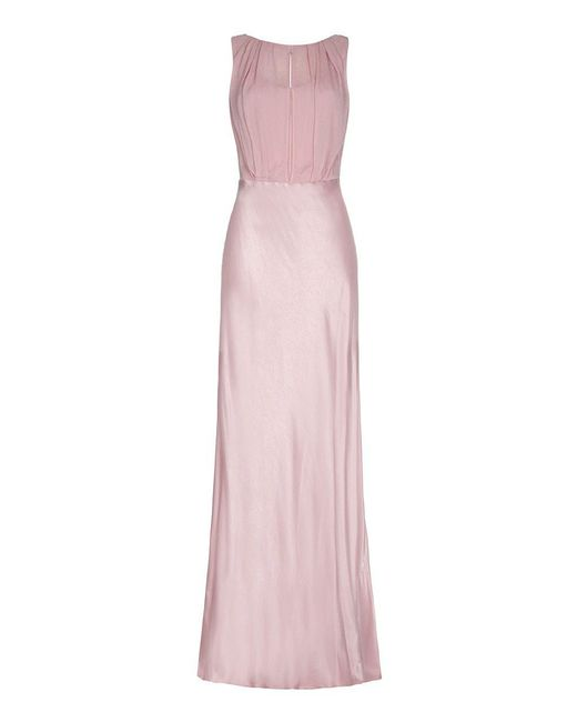 Ghost   Pink Claudia Dress   Lyst