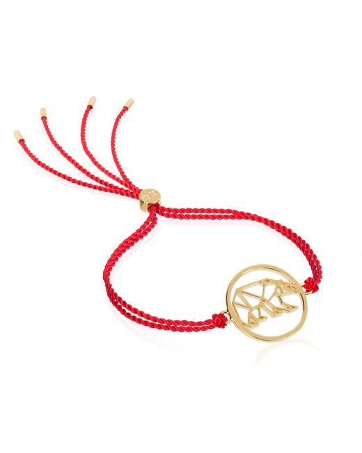 Daisy London | Red Cord Bracelet | Lyst
