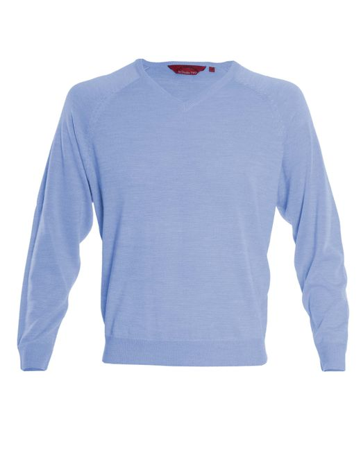 Double Two | Blue Bar Harbour By Sweater for Men | Lyst