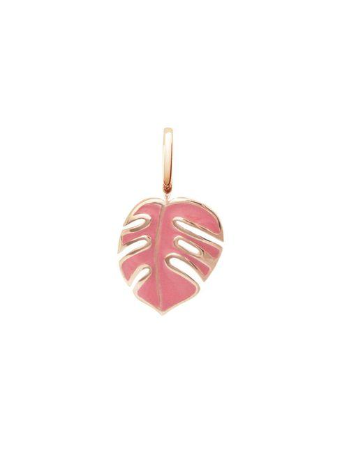 OAK | Pink Mini Monsoon Palm Leaf Pendant Charm | Lyst