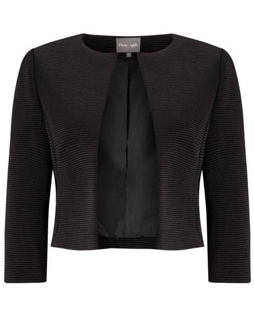 Phase Eight Black Claudette Jacket