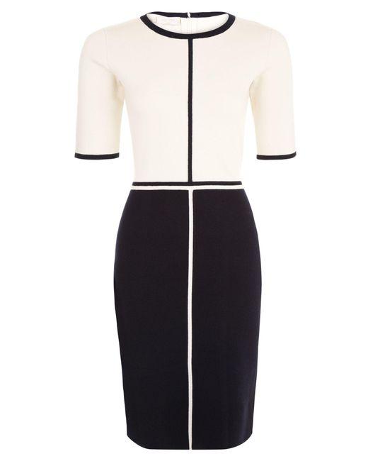 Hobbs - White Serena Dress - Lyst