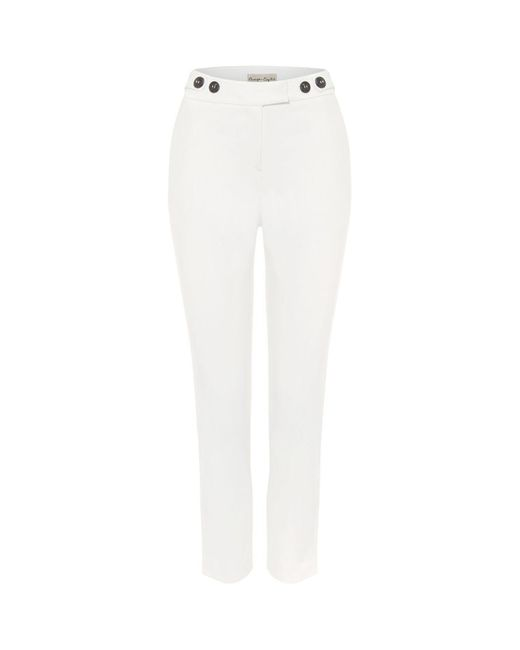 Phase Eight White Ulrica Suit Trouser