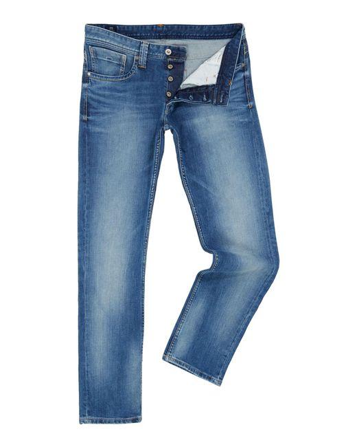 Pepe Jeans | Blue Men's Cash Mens Jeans for Men | Lyst