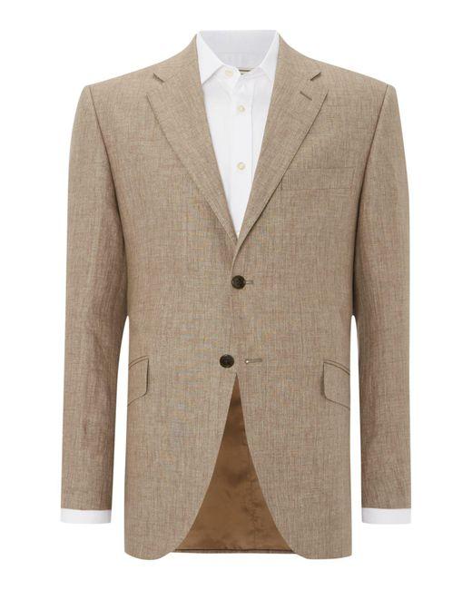 Howick | Natural Fabens Sb2 Linen Jacket for Men | Lyst