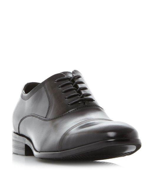 Kenneth Cole | Black Design 20181 Toecap Formal Oxford Shoes for Men | Lyst