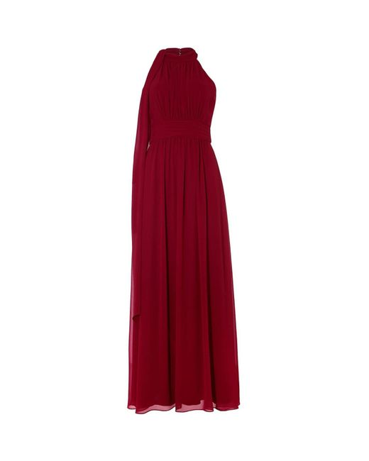 Phase Eight Red Roxi Maxi Dress