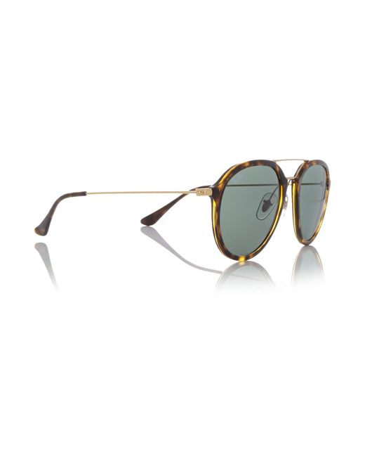 Ray-Ban | Multicolor Havana Square Rb4253 Sunglasses for Men | Lyst