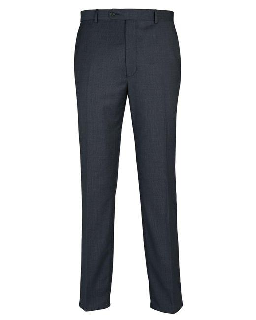 Paul Costelloe | Black Modern Grey Birdseye Suit Trousers for Men | Lyst
