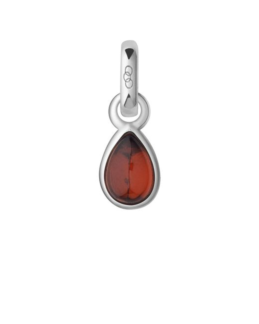 Links of London - Red Garnet January Birthstone Charm - Lyst