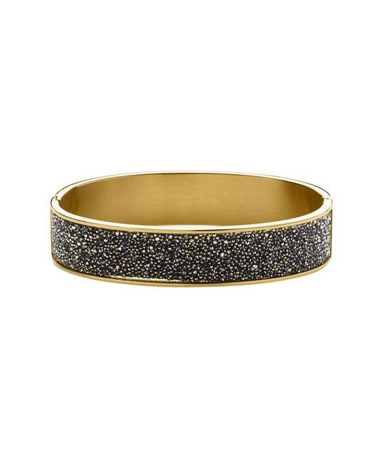Dyrberg/Kern | Metallic Shine Shiny Gold Grey Bracelet | Lyst