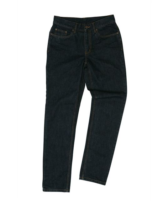 Raging Bull | Blue Dark Denim Jeans for Men | Lyst