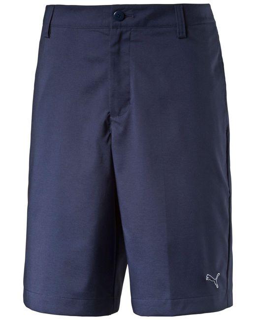 PUMA | Blue Essential Short for Men | Lyst