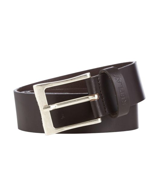 Replay | Green Leather Belt for Men | Lyst