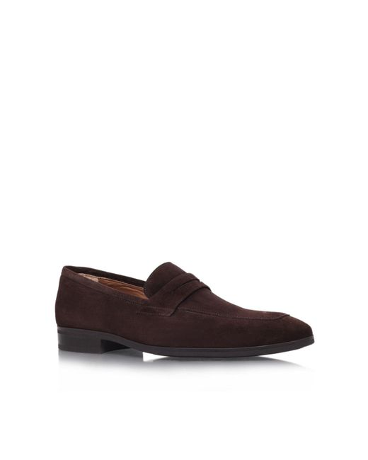 Kurt Geiger | Brown Ginger Loafer for Men | Lyst
