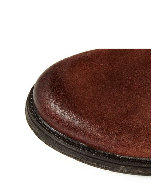 Moda In Pelle | Brown Avidas Ankle Boots | Lyst