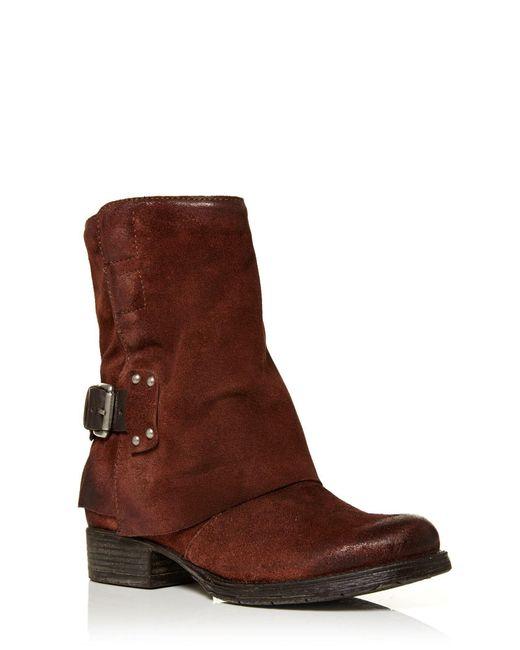 Moda In Pelle   Brown Avidas Ankle Boots   Lyst