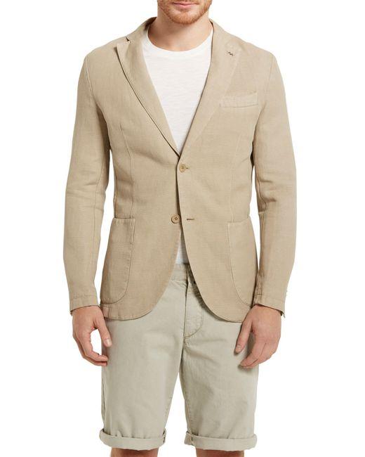 marc o 39 polo sports jacket in natural for men beige lyst. Black Bedroom Furniture Sets. Home Design Ideas