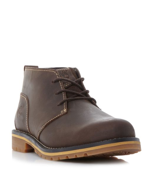 Timberland | Brown Schazzberg Mid Waterproof Insulated for Men | Lyst
