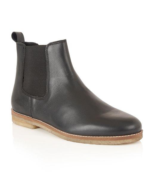Frank Wright | Black Stenson Mens Boots for Men | Lyst
