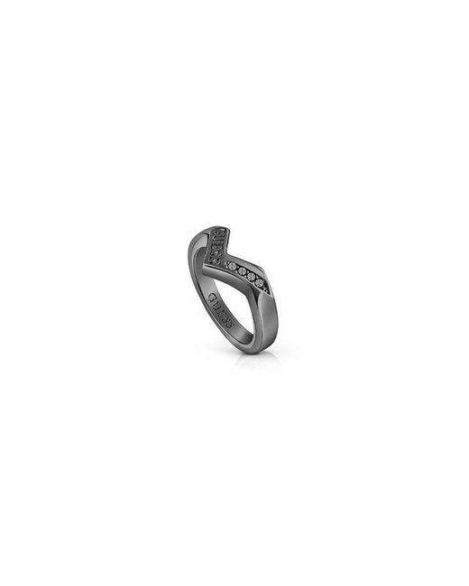 Guess | Metallic Miami Ubr83041-54 Rainbow Crystal Ring | Lyst