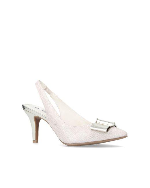 Anne Klein | Pink Yannah Sandals | Lyst