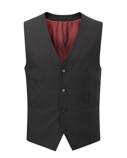 Skopes | Black Darwin Suit Waistcoat for Men | Lyst