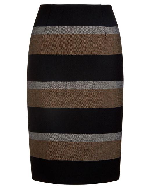Hobbs - Black Nora Skirt - Lyst