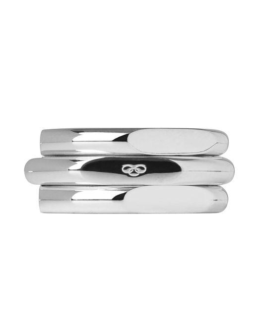 Links of London - Metallic 20-20 Xl Ring for Men - Lyst