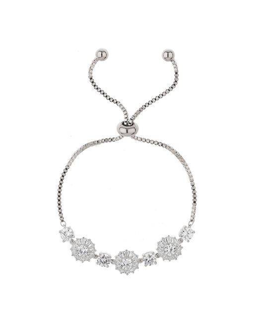 Mikey | Metallic Cubic Daisy Bead Box Chaintieup Bracelet | Lyst