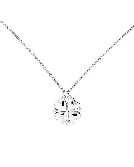 Azendi - Metallic Two-way Necklace - Lyst