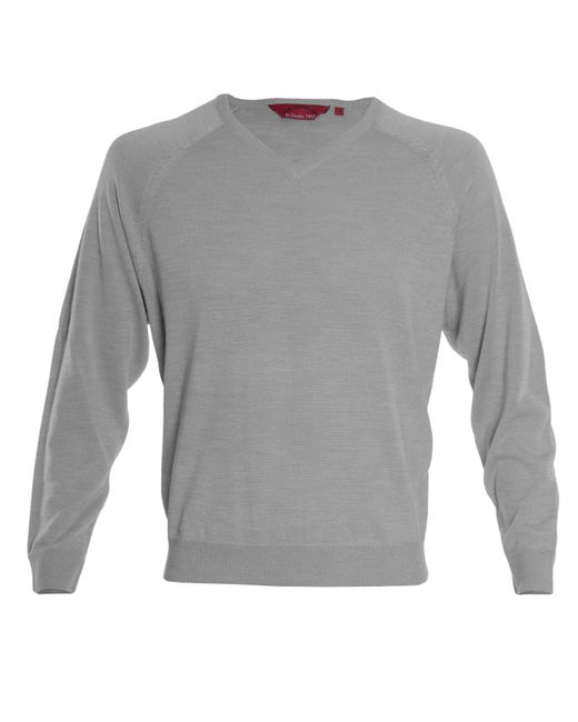 Double Two | Gray Bar Harbour By Sweater for Men | Lyst