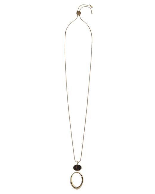 Hobbs | Metallic May Necklace | Lyst