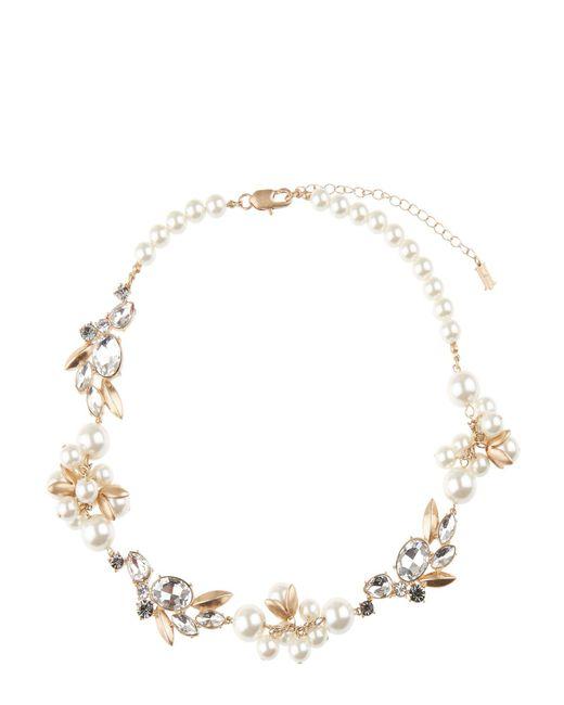 Hobbs - Metallic Ellen Necklace - Lyst