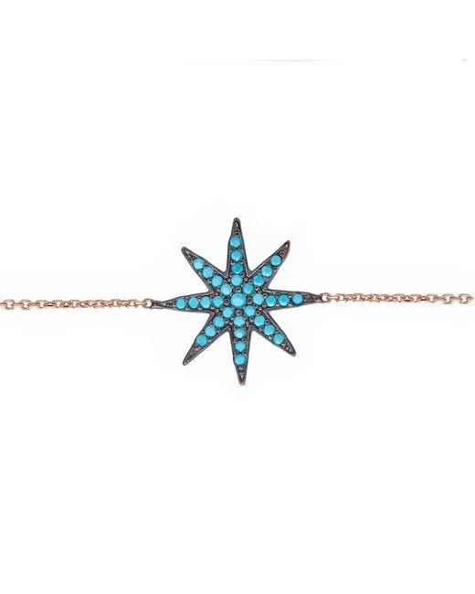 Lucky Eyes | Blue Turquoise Sun Bracelet | Lyst