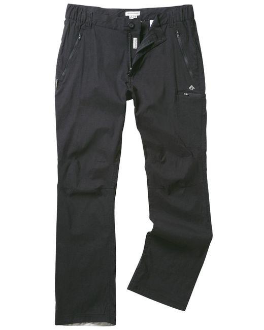 Craghoppers - Black Kiwi Pro Stretch Active Trousers for Men - Lyst