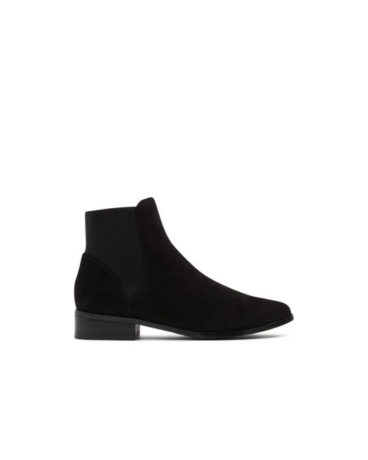 ALDO - Black Nydia Ankle Boots - Lyst