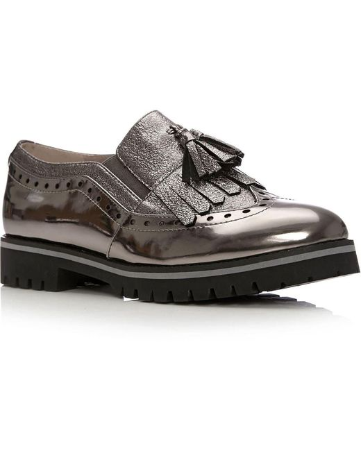 Moda In Pelle Multicolor Gemmia Low Smart Shoes