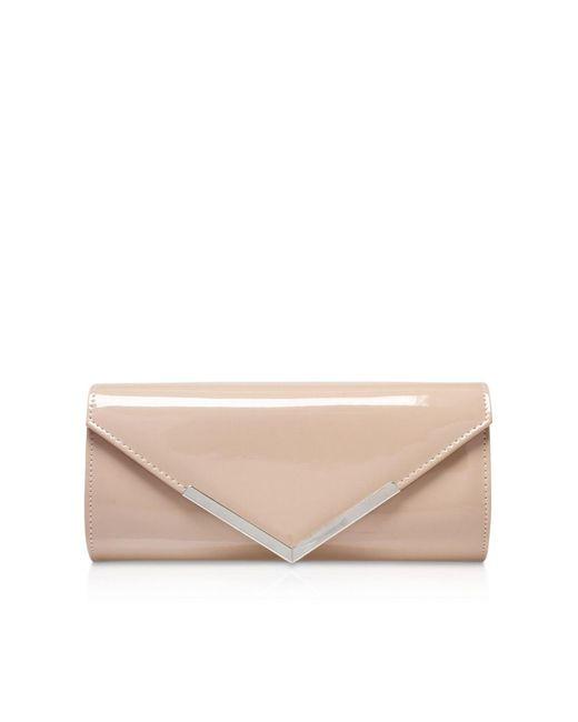 Carvela Kurt Geiger Brown Daphne 2 Clutch Bag