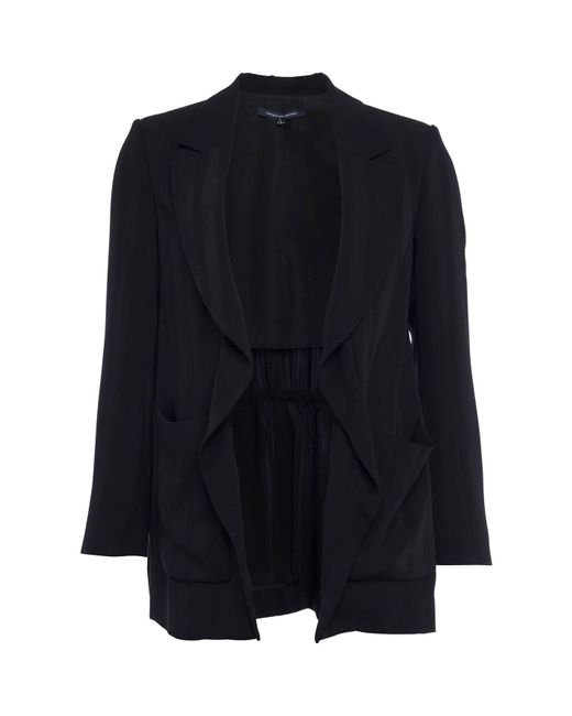 French Connection Black Aleida Suiting Jacket
